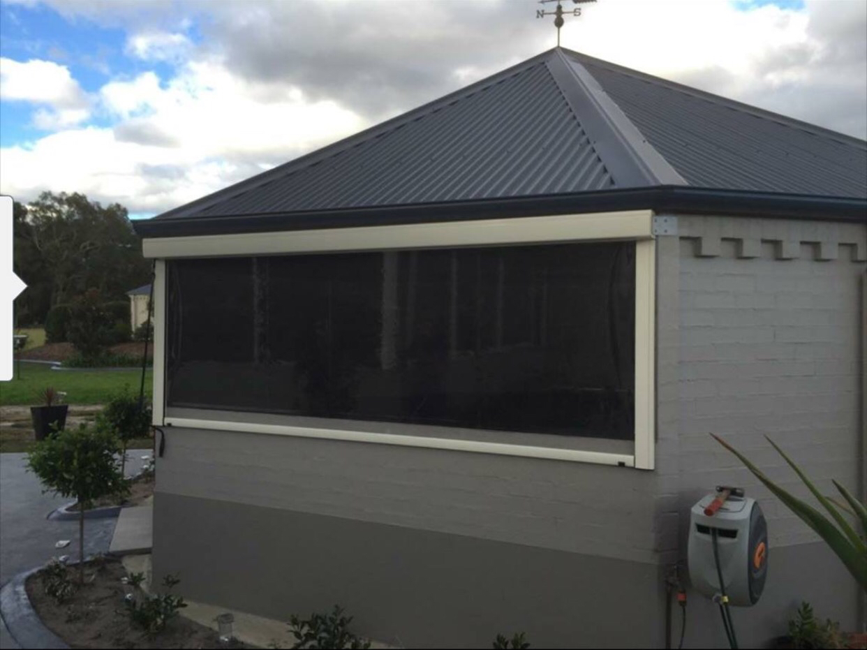 Outdoor blinds sydney by design free quotes frm 230 sqm clear pvc cafe blinds solutioingenieria Choice Image